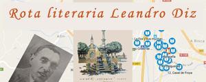 Rota literaria Leandro Diz