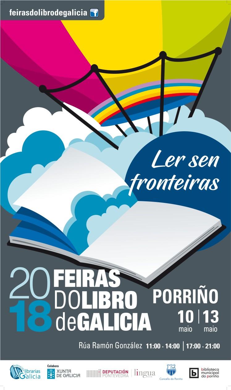 AF Cartel Porriño 28x48