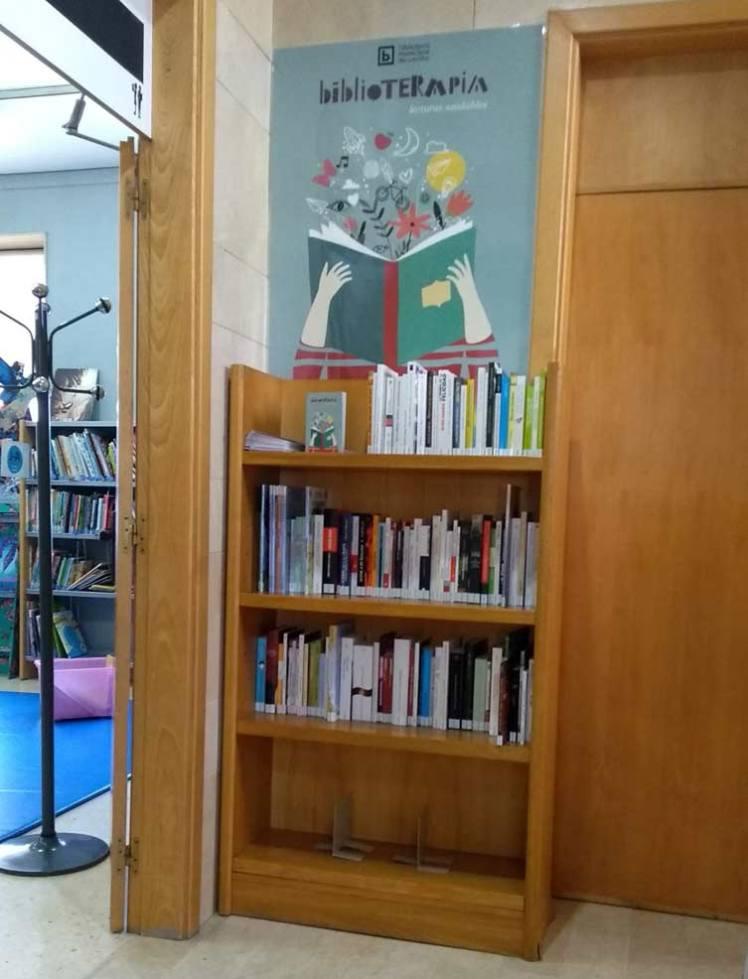 biblioterapia